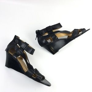 "Nine West Womens ""Pavlina"" Wedge Sandals DR02711"